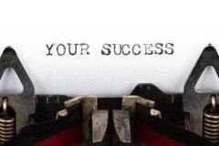 your_success_typewriter